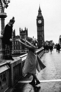 Querido nadie:  Solo te pido que seas alguien con quien ir a Londres.