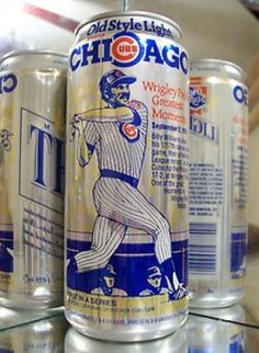 Chicago Cubs Beer