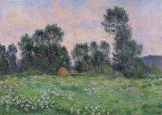 Łąka w Giverny, 1890
