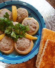tajine el guernoun ( artichaut) - cuisine à 4 mains