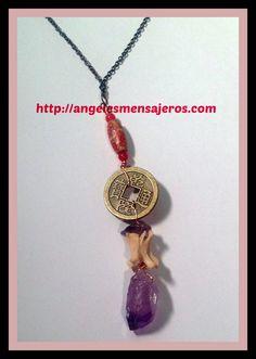 phurbu Magic Daga Briar Dharma Peltre simbólico encanto colgante