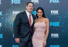 """As if a regular countdown wasn't enough, this week That Wrestling Show provides not only the top ten """"epic"""" final WWE matches, but Bill and Fro discuss All-In sold out, and with the John Cena & Nikki Bella situation, they ask.does love REALLY hurt? John Cena Nikki Bella, Wwe Superstar John Cena, Wwe Nxt Divas, Beautiful Wife, Wife And Girlfriend, Hollywood Life, People Magazine, Ford Gt, Dancing With The Stars"""