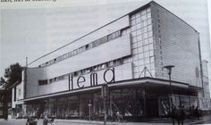 HEMA Heerlen voor de verbouwing in 1960.