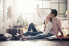 Korea Pre-Wedding Studio Photography by May Studio on OneThreeOneFour 4