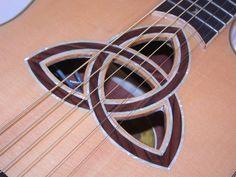 Trinity Knot Guitar