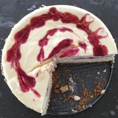 """Strawberry Cheesecake 