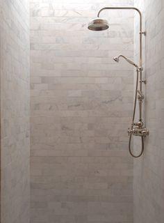 shower,  via canoe design via design sponge