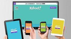 Att göra en egen frågesport är inte svårt. Med coola gratistjänsten Kahoot använder deltagarna sina egna telefoner för att svara.
