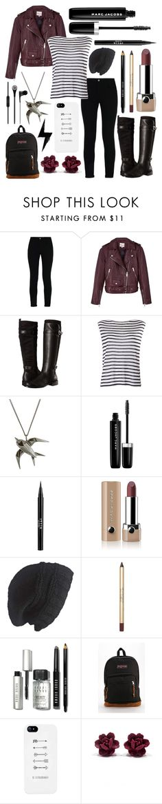 """Inspired By Allison Argent"" by modaamante ❤ liked on Polyvore featuring STELLA McCARTNEY, Reiss, Aerosoles, T By Alexander Wang, Marc Jacobs, Stila, Laundromat, Max Factor, Bobbi Brown Cosmetics and JanSport"
