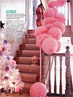 (Image from Livingetc - Dec/11 - styling by Milly Goodwin, Photo by Emma Lee).