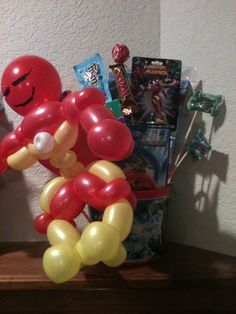 Ironman Easter Basket