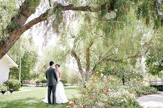 jaclyn and michael | yorba linda wedding | richard nixon library & museum wedding | first look