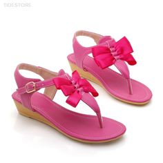 Charming Bow Knot Sandals . $23.79. Charming Bow Knot Sandals