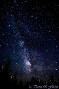 WV night sky's