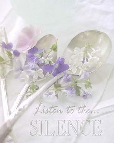 such a relaxing image ... be still .. be silent and enjoy a warm cup of lavender tea @janetk04 Thank you for the love! :-)