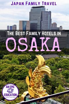 Find the best family hotels in Osaka from our list. Hotels in Japan are not large in general, but some offer room that are a better match for family travelers. Our list of the best family hotels in Osaka is focused on hotels in central Osaka. Some are close to famous Osaka attractions like Dotonbori street, Universal Studios Japan, and the Umeda district. We list up some other Osaka apartment rentals in the area as well. If you're looking for family accommodation in Osaka, read on!