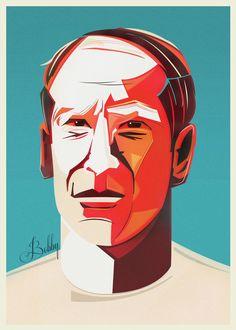 Football World Cup Legends / Volume I by Neil Stevens