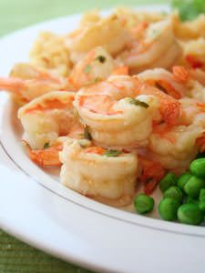 Shrimp in Garlic Lime Simmer Sauce ooo, yummy! Lime Shrimp Recipes, Seafood Recipes, Appetizer Recipes, Beef Recipes, Dinner Recipes, Healthy Recipes, Appetizers, I Love Food, Good Food