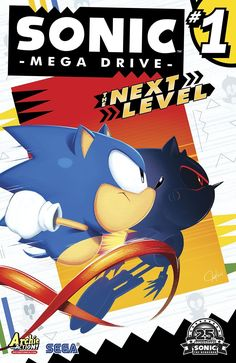 That Sonic Mega Drive Comic is Looking Real Good -  Archie announced last February that they'd be releasing a one-shot classic Sonic comic called Sonic Mega Drive on July 6th, 2016. With the release date drawing closer we are now not only getting a closer look at the incredible art drawn for the comic, but also the announcement of a ... http://www.sonicretro.org/2016/06/that-sonic-mega-drive-comic-is-looking-real-good/
