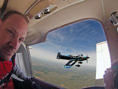 Photo flight with Rob Holland!