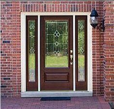 Exterior Fiberglass Doors - Pease Warehouse. & Therma Tru Exterior Door Seals | http://thefallguyediting.com ...