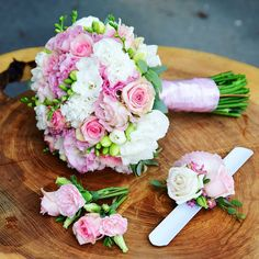 Névtelen - Decoration World Pink And Gold Wedding, Wedding Set Up, White Wedding Flowers, Elegant Wedding, Bride Flowers, Bride Bouquets, Bridesmaid Bouquet, Flower Decorations, Wedding Decorations