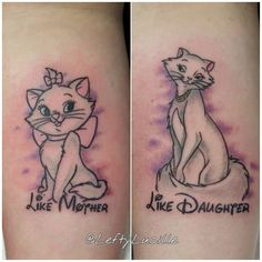 #matching #motherdaughter #disney #Aristocats #tattoos . . . #AlbanyNY #TroyNY #enjoytroy #Schenectady #TriedAndTrueTattooCo #HudsonValley…