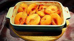 NOVEMBER  Chez Maximka: Roast quinces with vanilla syrup