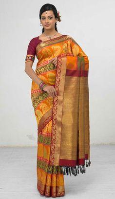 varity of silk sarees | ... Silks,Kancheepuram silk sarees,Kancheepuram sarees,Aalayam of silks