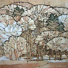 Станковая мозаика — Сергей КАРЛОВ