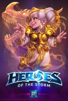 Blizzcon 2016 Heroes Of The Storm - Chromie