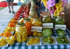 For a limited time, you can buy Will's Signature Salsas and Alison's Tomato Jam in the farmstand. More Here: https://www.facebook.com/cedarcirclefarm