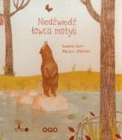 Niedźwiedź łowca motyli - Isern Susanna - Aros - dyskont książkowy - hurtownia książek