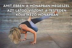 Yoga Fitness, Health Fitness, Sport Motivation, Weight Management, Cool Things To Make, Happy Life, Fitness Inspiration, Inspirational Quotes, Exercise