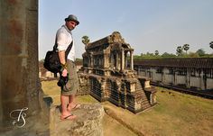 Dan...Angkor Wat, Siem Reap, Cambodia by Dan & Luiza from TravelPlusStyle.com, via Flickr