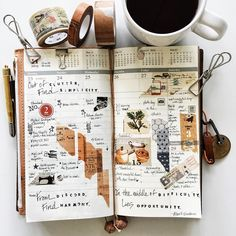 | a look back • week 48 | ps #papercraft #scrapbooking