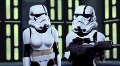 Star Wars XXX A Porn Parody XXX PART 1