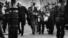 The BBC has learnt that the families of those killed on Bloody Sunday have been offered £50,000 each in compensation. Those seriously injured on the day have also been offered the same amount. The offer was made following months of discussion between lawyers for the Ministry of Defence and the families' legal teams.The figure has been circulated in an email, but it is not clear yet if a formal letter has been sent to the families.