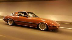Mazda RX 7                                                       …