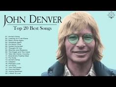 John Denver Greatest Hits New Album - John Denver Best Songs Playlist - YouTube John Denver Greatest Hits, Denver Rocky Mountains, Dolly Parton Jolene, Beste Songs, Don Williams, Always On My Mind, Rhyme And Reason, Song Playlist, Country Songs
