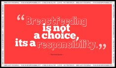 World Breastfeeding Week (WBW) is celebrated from 1s to 7th August. WHO, UNICEF and many social groups organize events to promote breastfeeding with various slogans and quotes