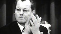 Willy Brandt - Speech about democracy