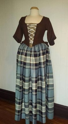 Hey, I found this really awesome Etsy listing at https://www.etsy.com/listing/548134807/17th-century-scottish-wool-jacket-bodice