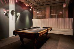 Hogg Palace Billiard