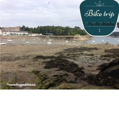 Bike trip St Malo- Granville #camping #vélo