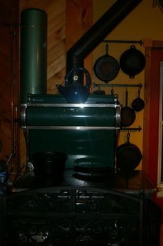 The Frugal Homemaker - Cook Wood Stove & Alternative Energy