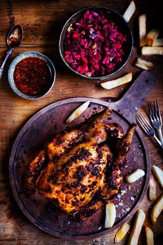 This Piri Piri Chicken is my favourite, go-to dinner recipe - It's so full of flavour, and looks so beautiful when it's served! No Egg Cookie Recipe, How To Convert A Recipe, Snack Recipes, Dinner Recipes, Piri Piri, Hot Cross Buns, Wonderful Recipe, Recipes, Cooking