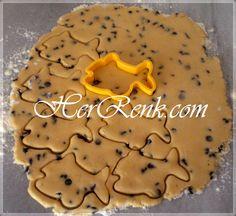 Cookie Desserts, Dessert Recipes, Face Polish, Food Design, Gingerbread Cookies, Deserts, Birthday Cake, Gingerbread Cupcakes, Birthday Cakes