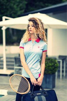 L'été sera sport Chic Avec La Marque sportswear Française ARISTOW  #polo #mode #marque #sportswear