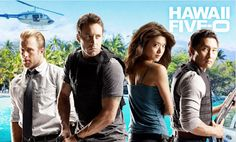 Hawaii 5-0! I love this show!